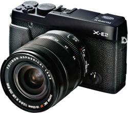 Fujifilm FinePix X-E2 + 18-55mm