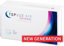 TopVue Air Multifocal (6 db) - havi