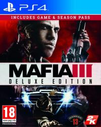2K Games Mafia III [Deluxe Edition] (PS4)