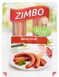 ZIMBO Bécsi sertés virsli 2 x 200g