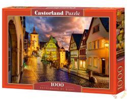 Castorland Rothenburg este 1000 db-os (C-103461)