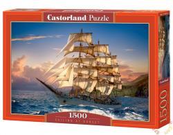 Castorland Hajókázás napnyugtakor 1500 db-os (C-151431)