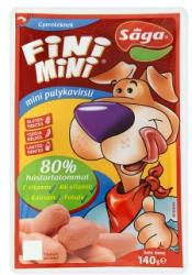 Sága Fini Mini  pulykavirsli gyerekeknek hozzáadott vitaminokkal és kalciummal 140g