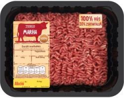 TESCO Darált marhahús 20% zsírtartalommal 500g