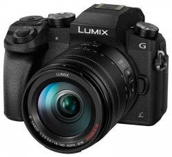 Panasonic Lumix DMC-G7 + 14-140mm