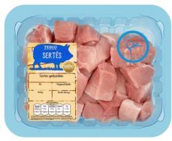 TESCO Sertés gulyáshús 500g