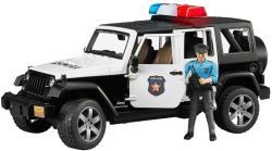 BRUDER Masina de politie Jeep Wrangler (2526)