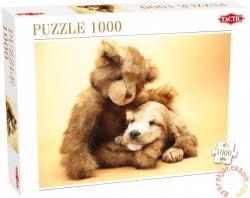 TACTIC Teddy maci és a kiskutya 1000 db-os (40912)