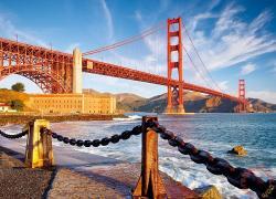 TACTIC San Francisco-i öből 1000 db-os (53863)