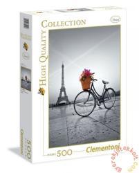Clementoni Romantikus sétány Párizsban 500 db-os (35014)