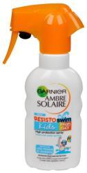 Garnier Ambre Solaire Resisto Kids SPF 50 High Protection - Spray de protectie solara pentru copii - 200ml