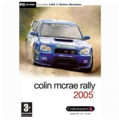 Codemasters Colin McRae Rally 2005 (PC)