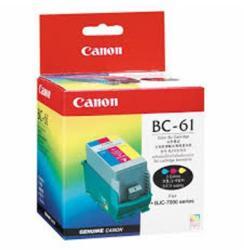 Canon BC-61 Color