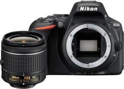 Nikon D5500 +AF-P 18-55mm VR