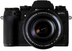 Fujifilm FinePix X-T1 + 18-135mm