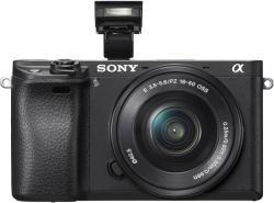 Sony Alpha A6300 +16-50mm