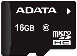 ADATA MicroSDHC 16GB Class 10 AUSDH16GCL10-RA1