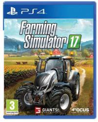 Focus Home Interactive Farming Simulator 17 (PS4)