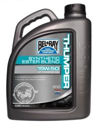 Bel-Ray Thumper Racing Synthetic Ester Blend 4T 15W-50 (4L)
