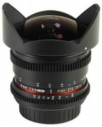 Samyang 8mm f/3.5 UMC CS II Fish-eye (Canon)