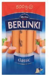 Berlinki Virsli Classic 500g