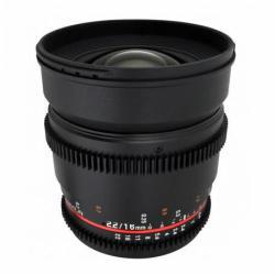 Samyang 16mm T2.2 VDSLR (Sony)
