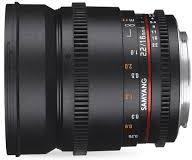 Samyang 16mm T2.2 ED AS UMC CS VDSLR (Sony)