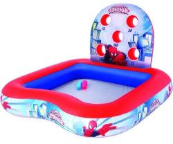 Bestway Piscina de Joaca Interactive Spiderman 98016