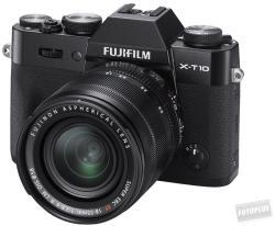 Fujifilm X-T10 + XF 18-55mm