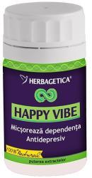 Herbagetica Happy Vibe - 30 comprimate