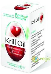 Rotta Natura Krill Oil - 30 comprimate