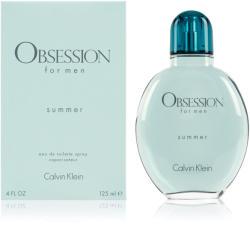 Calvin Klein Obsession for Men Summer EDT 125ml