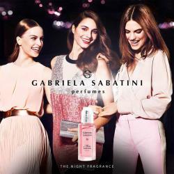 Gabriela Sabatini Miss Gabriela Night EDT 60ml