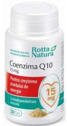 Rotta Natura Coenzima Q10 15mg - 30 comprimate