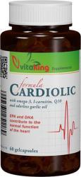 Vitaking Complex Cardiolic Pentru Inima - 60 comprimate