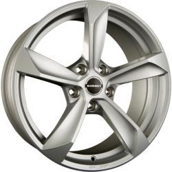 Borbet S brilliant silver CB72.5 5/112 17x8 ET40