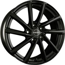 Borbet V black glossy CB66.5 5/112 16x7 ET48