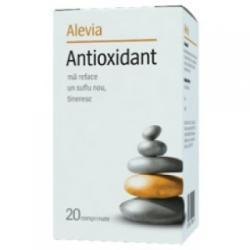 Alevia Antioxidant - 20 comprimate
