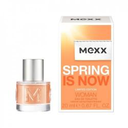 Mexx Spring is Now Woman EDT 20ml