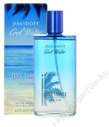 Davidoff Cool Water Man Exotic Summer (Limited Edition) EDT 125ml