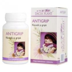 DACIA PLANT Antigrip - 60 comprimate
