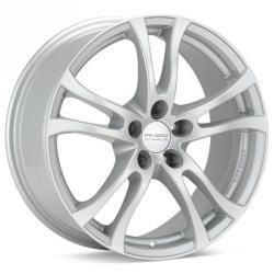 ANZIO Turn Silver CB63.3 4/100 14x5.5 ET40
