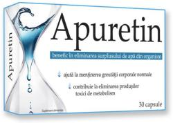 Zdrovit Apuretin - 30 comprimate