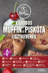 Szafi Free Karobos lisztkeverék piskótához és muffinhoz 1kg
