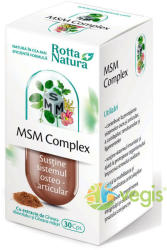 Rotta Natura MSM Complex - 30 comprimate