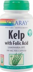 SOLARAY Kelp 550mg - 100 comprimate