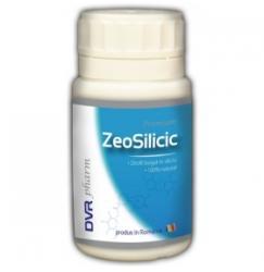 DVR Pharm ZeoSilicic - 60 comprimate