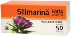 Biofarm Silimarina Forte 150mg - 50 comprimate