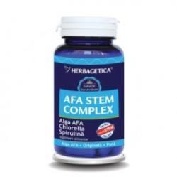 Herbagetica Afa Stem Complex - 60 comprimate