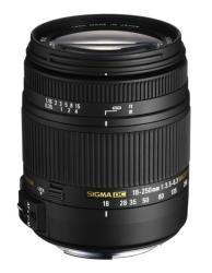 SIGMA 18-250 f/3.5-6.3 DC OS HSM MACRO (Sony)